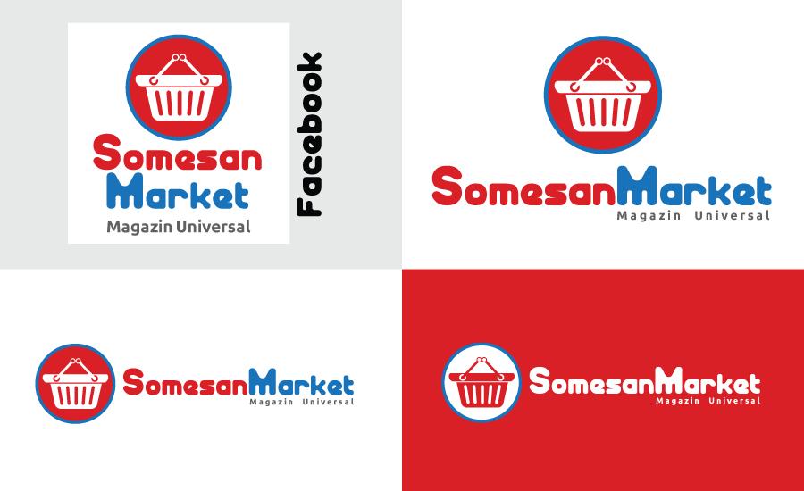 logo somesan market